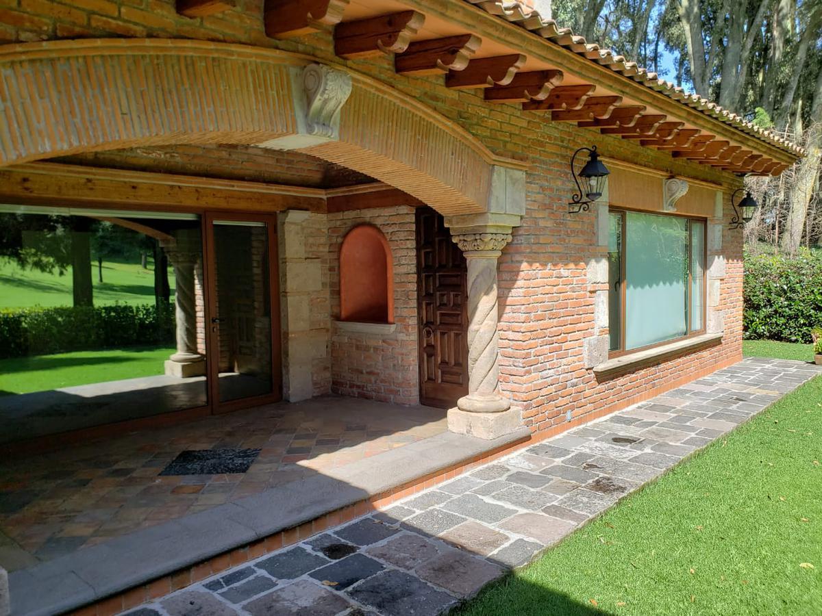 Foto Casa en Renta en  Club de Golf los Encinos,  Lerma  Paseo de los Abetos