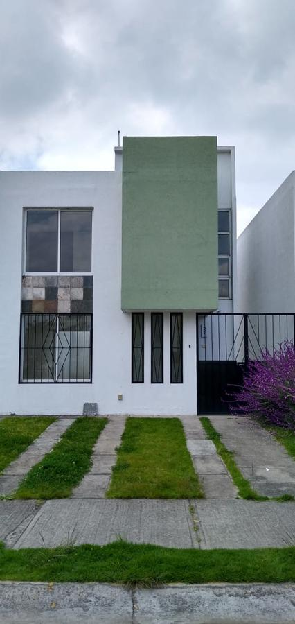 Foto Casa en condominio en Renta en  San Pedro Cholula,  Ocoyoacac  CASA EN RENTA EN FRACC. BENEVENTO (Ocoyoacac) A 30min DE LA CDMX