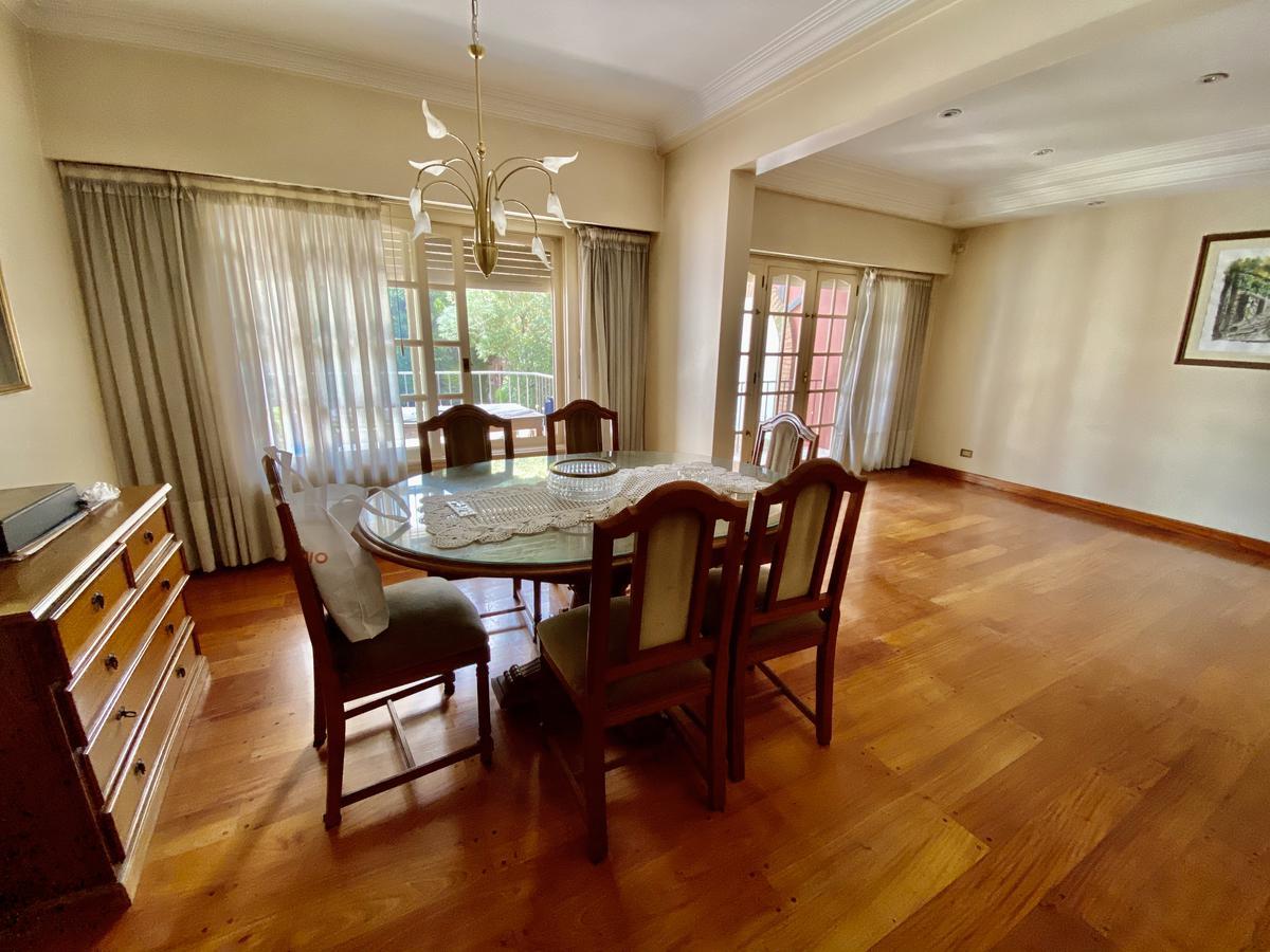 Foto Casa en Venta en  Olivos,  Vicente Lopez  Fray Justo Sarmiento al 2600