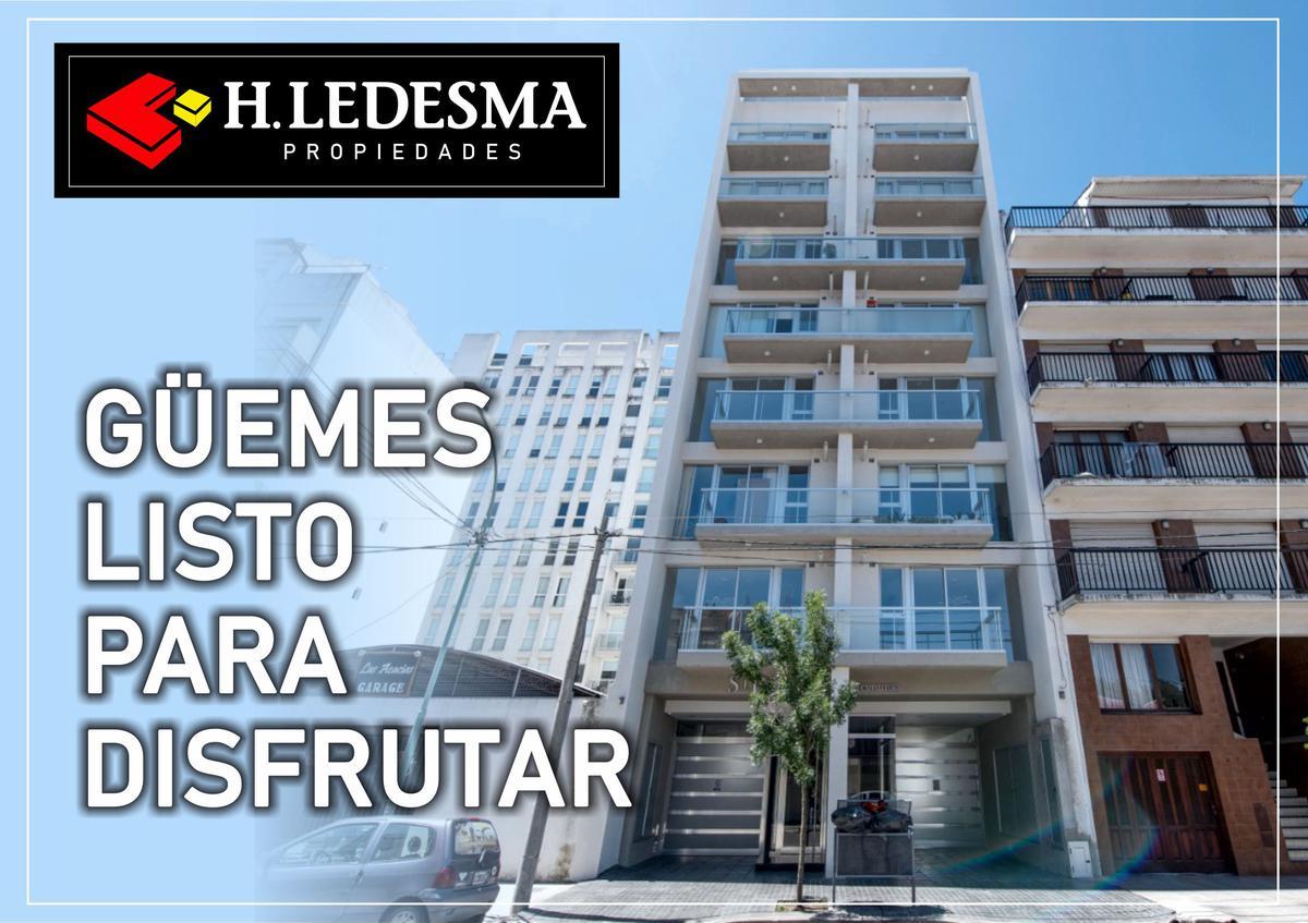 Foto Departamento en Venta en  Guemes ,  Mar Del Plata  CASTELLI  1600 • ST PAUL