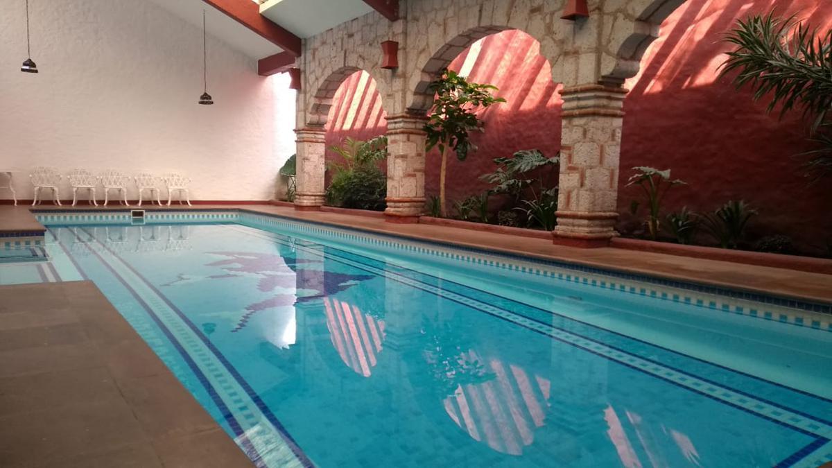 Foto Casa en condominio en Renta en  Coaxustenco,  Metepec  Casa en Metepec