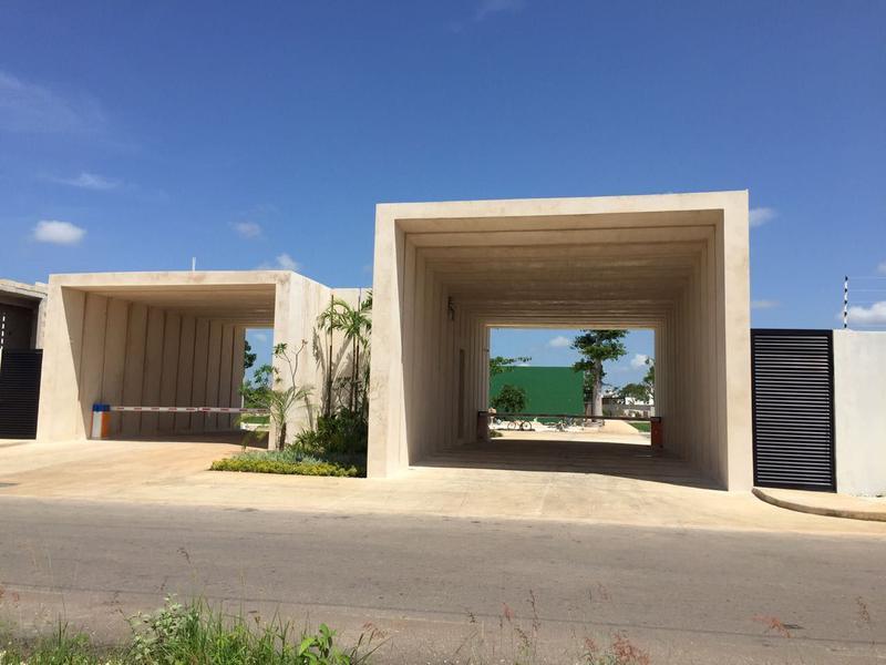 Foto Terreno en Venta en  Pueblo Cholul,  Mérida  Lotes premium en Privada Lunare, Conkal