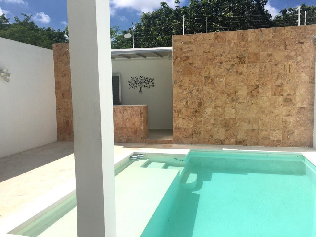 Foto Casa en Venta en  Temozon Norte,  Mérida  Casa en Privada Piedra Antigua  en Temozón.