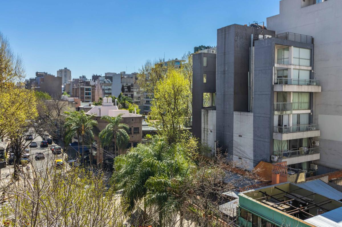Foto Departamento en Alquiler temporario en  Palermo Hollywood,  Palermo  Soler 5500 entre Fitz Roy y Humboldt