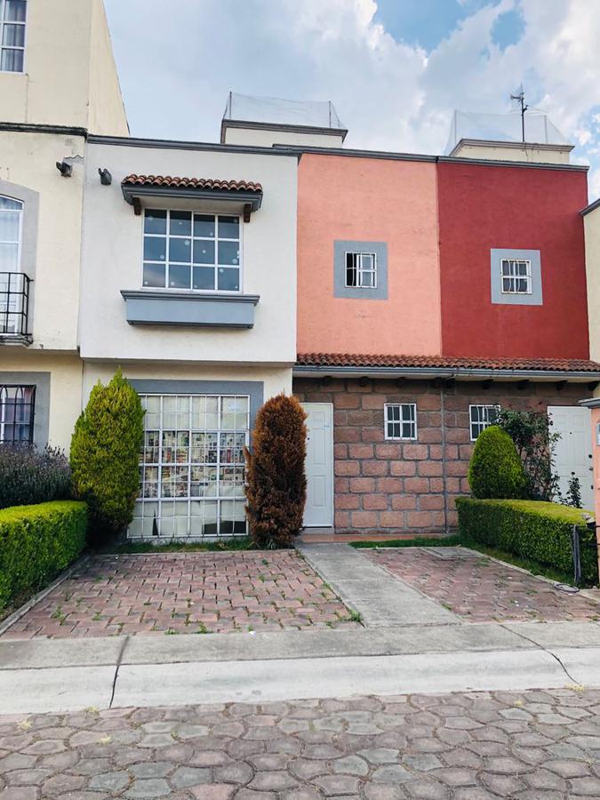 Foto Casa en condominio en Renta en  Hacienda del Valle,  Toluca  Hacienda de los Salaices