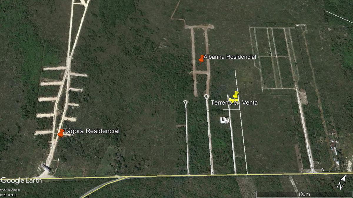 Foto Terreno en Venta en  Conkal ,  Yucatán          Gran terreno con acceso, Conkal ¡Oportunidad, cerca de nuevos desarrollos!