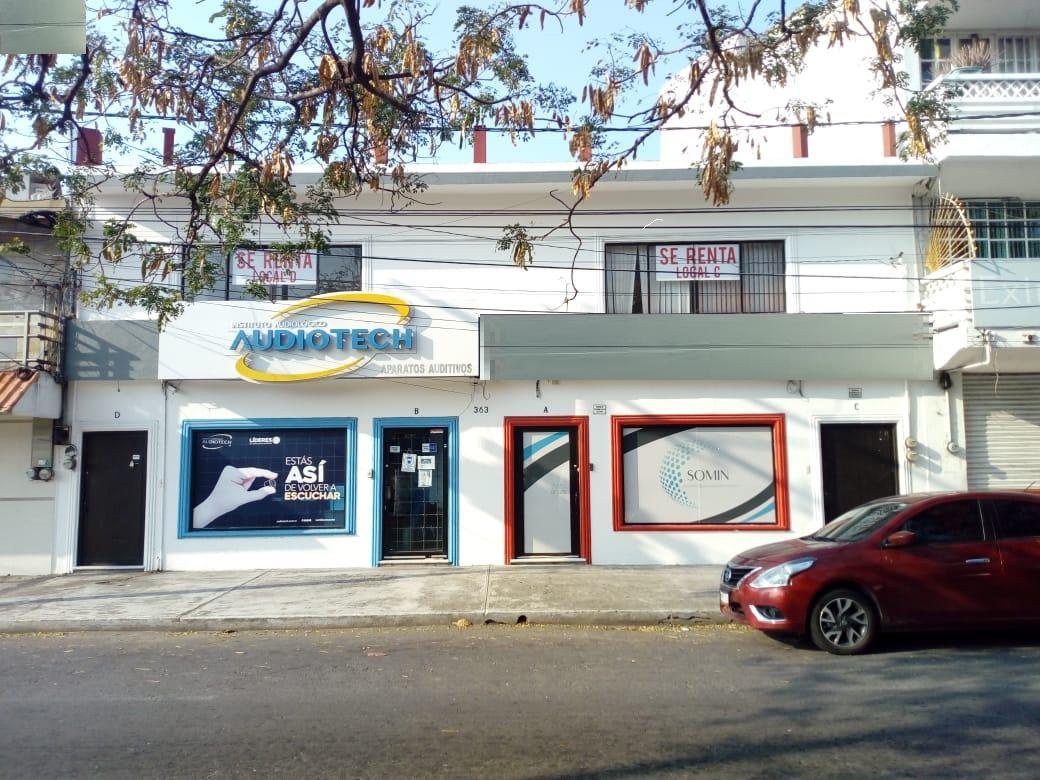 Foto Oficina en Renta en  Ignacio Zaragoza,  Veracruz  SIMON BOLIVAR, Oficina en RENTA en Planta Alta de 80 m2