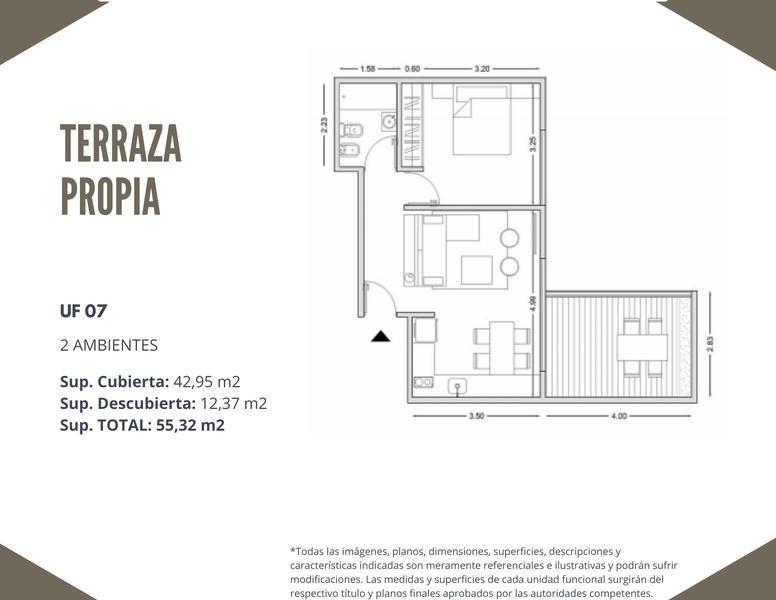 Foto Departamento en Venta en  Urquiza R,  V.Urquiza  La Pampa 4500, Villa Urquiza UF 7 VENDIDA