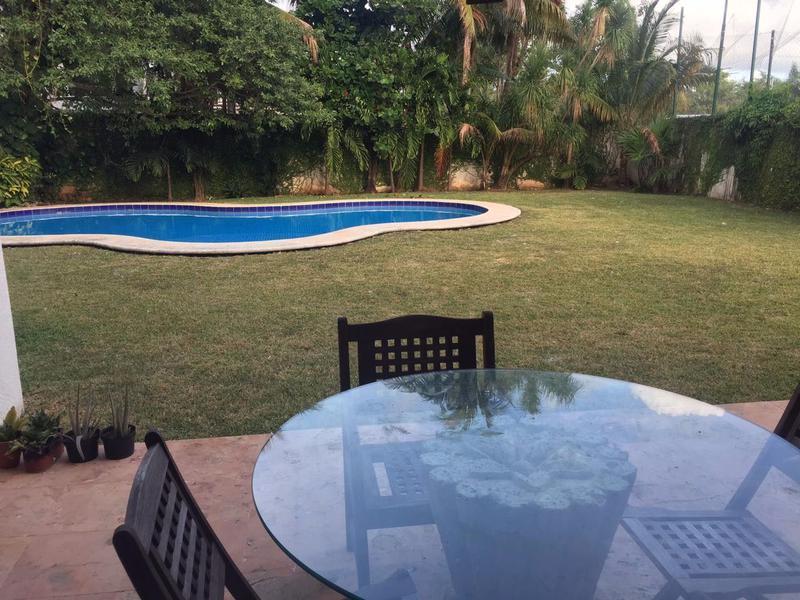 Foto Casa en condominio en Venta en  Cancún,  Benito Juárez  CASA EN VENTA EN CANCUN RESIDENCIAL CAMPESTRE