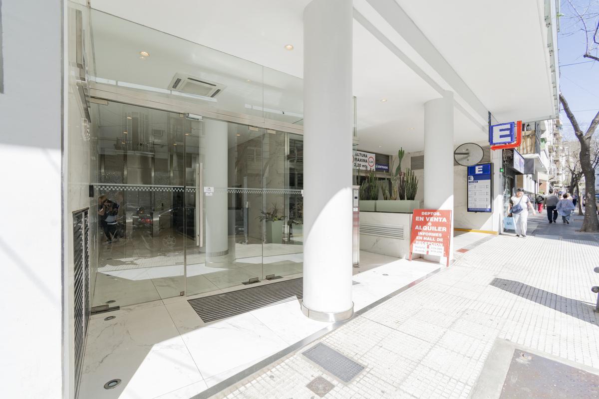 Foto Departamento en Venta en  Barrio Norte ,  Capital Federal  AV. SANTA FE Y AGUERO - 3º 11