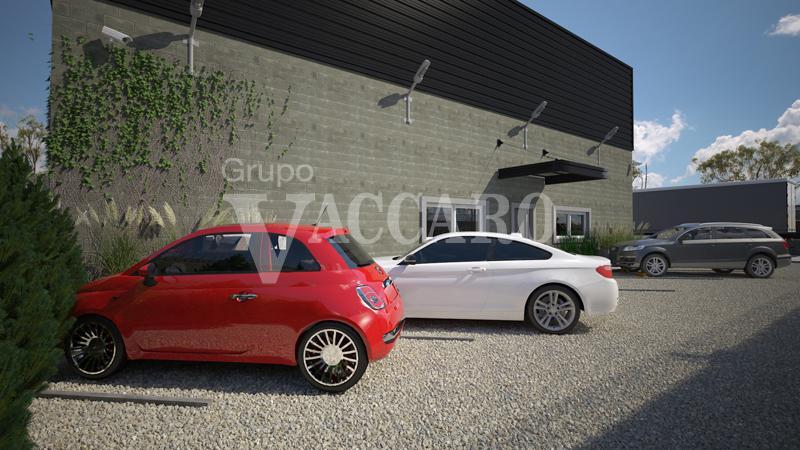 Foto Depósito en Alquiler en  Francisco Alvarez,  Moreno  KM 44 ACCESO OESTE entre  y