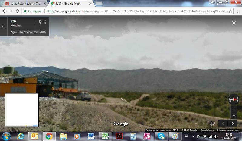 Foto Terreno en Venta en  Las Vegas,  Lujan De Cuyo  Ruta nacional N-7-Km 1087- Potrerillos