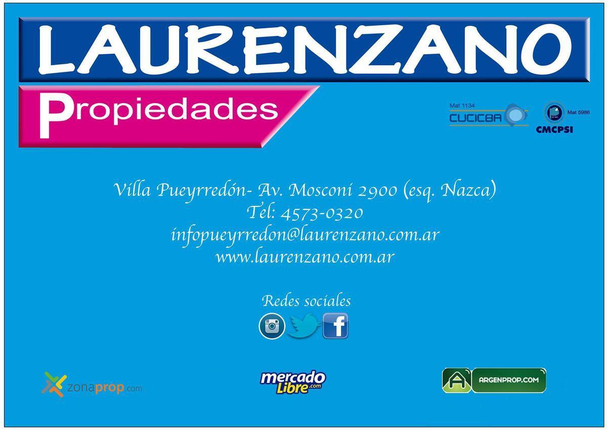 Foto Cochera en Alquiler en  Villa Pueyrredon ,  Capital Federal  mistral gabriela al 3200