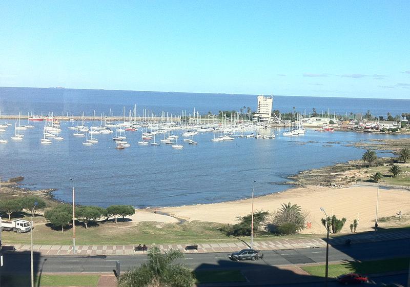 Foto Departamento en Venta en  Puerto Buceo ,  Montevideo  TRIPLEX PUERTITO de BUCEO