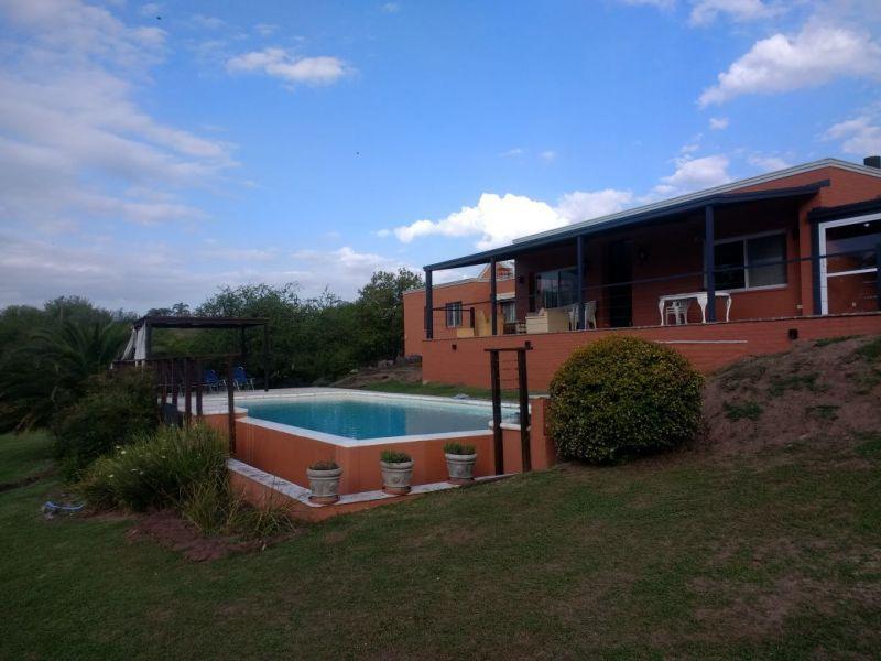 Foto Casa en Alquiler temporario en  Mendiolaza Golf,  Mendiolaza  Del Sol  al 100