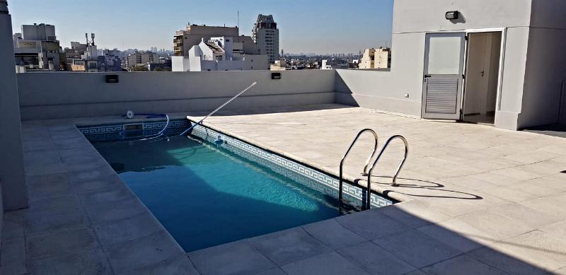 Foto Departamento en Venta en  Mataderos ,  Capital Federal  3 ambs baño en suite con piscina y quincho