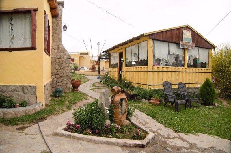 Foto Edificio Comercial en Venta en  Tafi Del Valle ,  Tucumán  Tafi del Valle