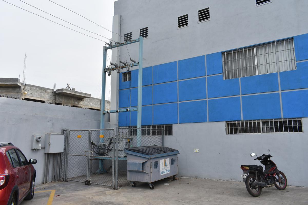 Foto Nave Industrial en Renta en  Parque Industrial J.M.,  Apodaca  SE RENTA NAVE INDUSTRIA EXCELENTES CONDICIONES EN APODACA NUEVO LEON