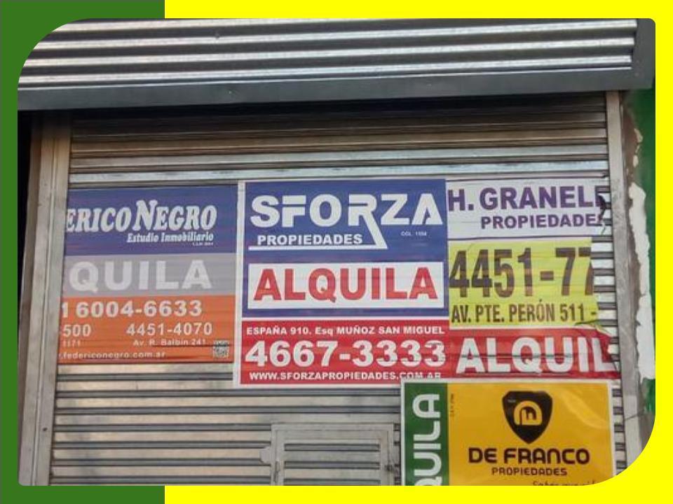 Foto Local en Alquiler en  Centro (S.Mig.),  San Miguel  Balbín al 400