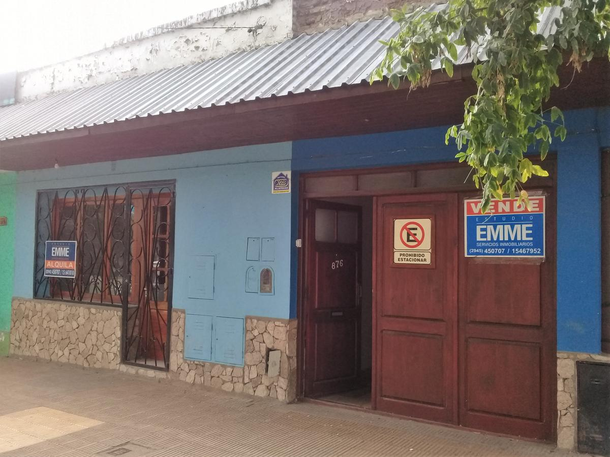Foto Casa en Alquiler en  Esquel,  Futaleufu  Av. Ameghino al 800
