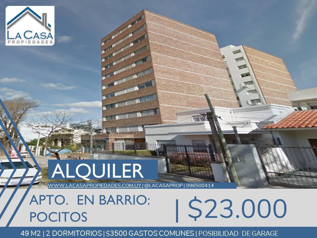 Foto Apartamento en Alquiler en  Pocitos ,  Montevideo   OSORIO al 1300
