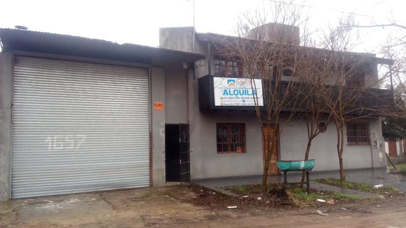 Foto Galpon en Alquiler en  Ingeniero Maschwitz,  Escobar  Pedraza, entre Santiago del Esteroy los Andes