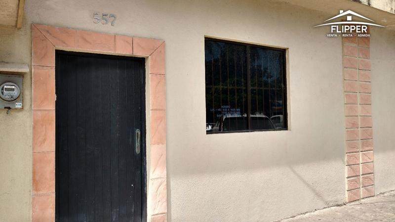 Foto Oficina en Renta en  Ignacio Zaragoza,  Veracruz Centro  OFICINA EN RENTA CERCA DE BOLÍVAR