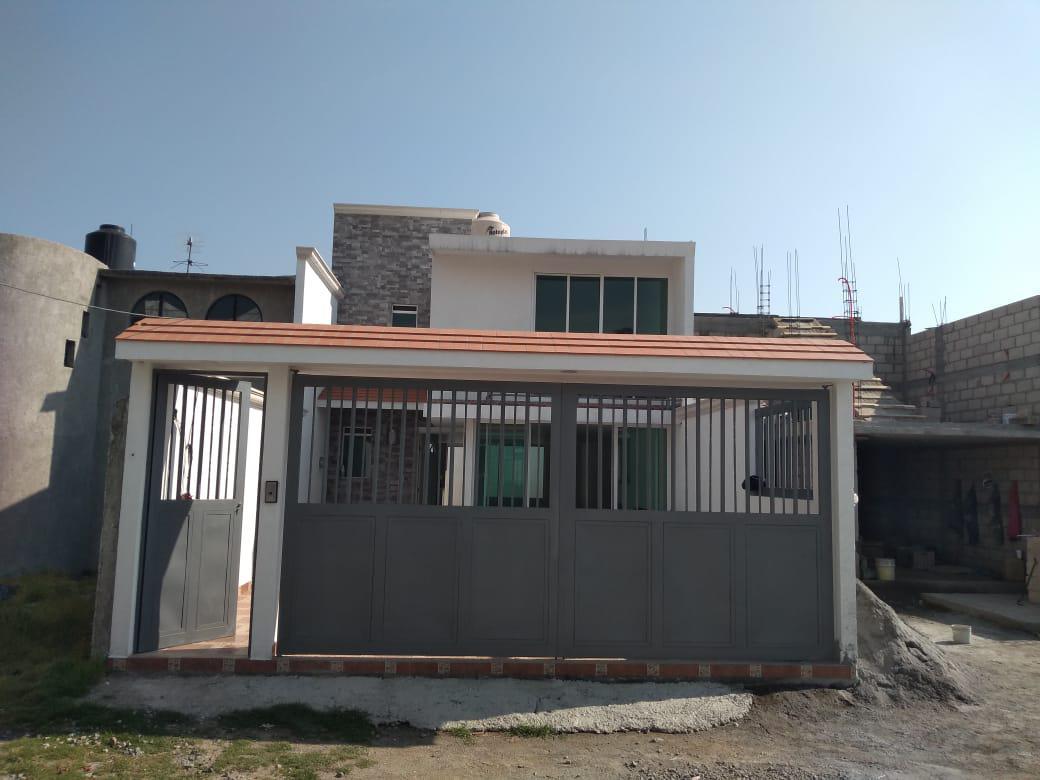 Foto Casa en condominio en Renta en  Capultitlan,  Toluca  Primera cerrada Luis d.colosio casa dos