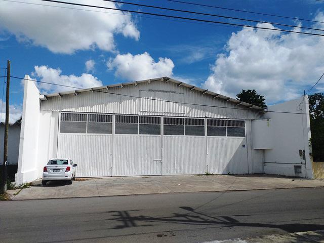 Foto Bodega Industrial en Renta en  Garcia Gineres,  Mérida  Bodega en Renta en Garcia Ginerés.