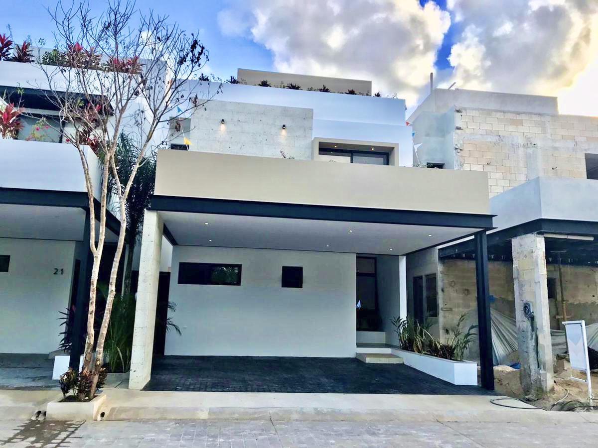 Foto Casa en Venta en  Aqua,  Cancún  Residencial Aqua.