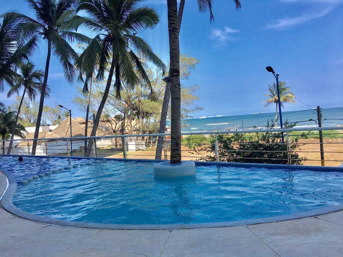 Foto Departamento en Renta en  Playa de Oro Mocambo,  Boca del Río  Departamento Amueblado en Venta y Renta Torre Santa Maria