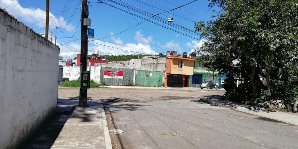 Foto Terreno en Renta en  Revolución,  Xalapa  Terreno en renta en Xalapa veracruz Colonia Revolucion totalmente plano y bardeado