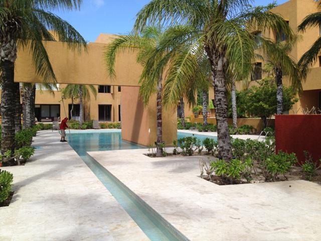 Foto Departamento en Renta en  Fraccionamiento Playa Car Fase II,  Playa del Carmen  1 Recamara Sian Kaan Playacar en Renta