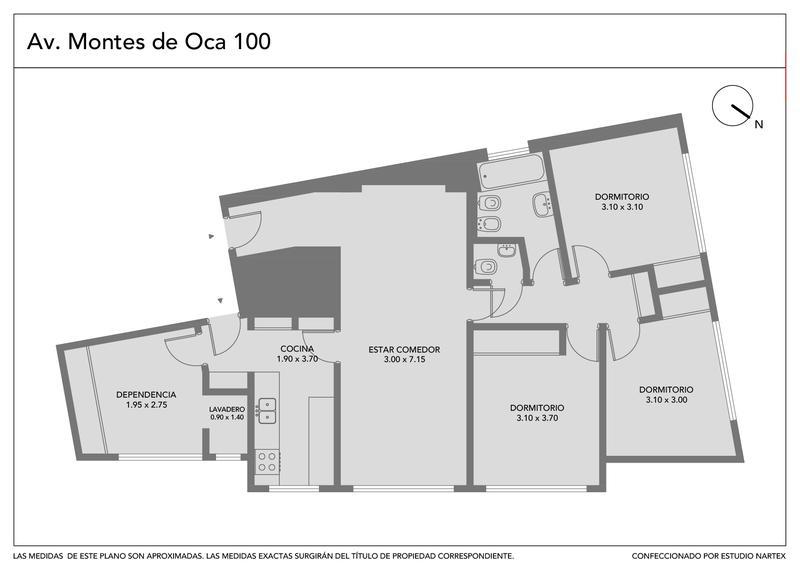 Foto Departamento en Venta en  Barracas ,  Capital Federal  Av. Montes de Oca y Dr. Enrique Finochietto