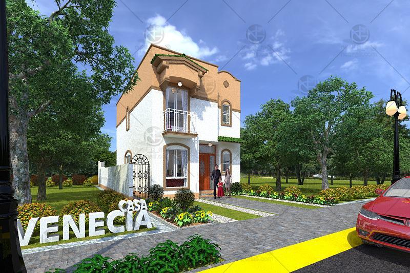 Foto Casa en Venta en  Fraccionamiento Residencial la Joya,  Boca del Río  Residencial la Joya, Cerca del mar