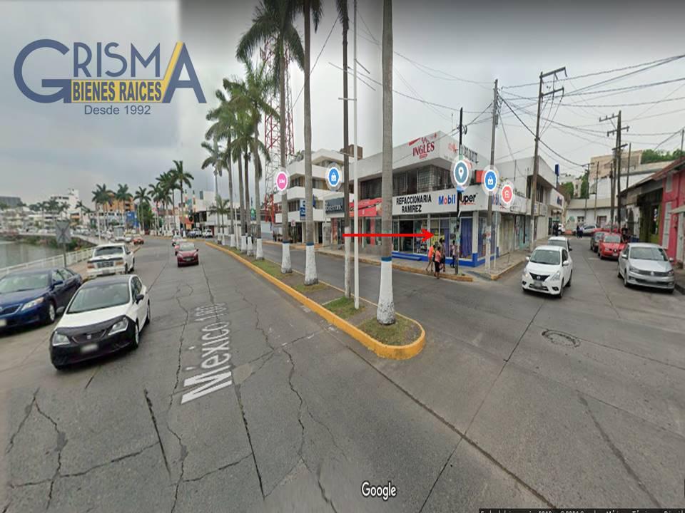 Foto Local en Renta en  Centro,  Tuxpan  LOCAL COMERCIAL EN ESQUINA  SOBRE BOULEVARD