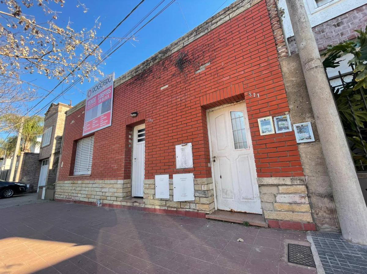 Foto Departamento en Venta en  Junin,  Junin  3 deptos en Block - Narbondo 371/374