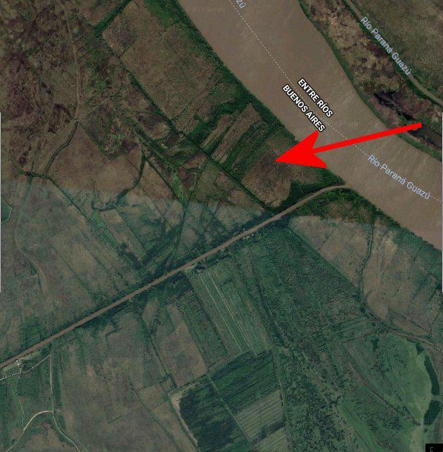 Foto Campo en Venta en  Parana Guazu,  Zona Delta Campana  Campo en Paraná Guazú y Canal Alem