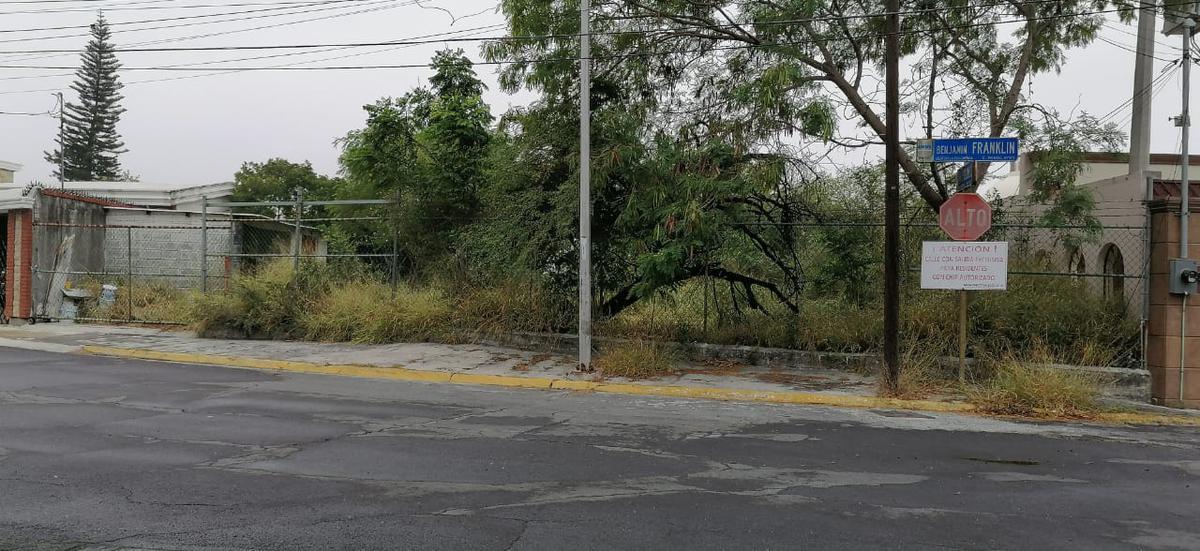 Foto Terreno en Venta en  Contry la Escondida,  Guadalupe  Banjamin Franklin