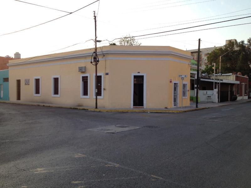 Foto Local en Renta en  Merida Centro,  Mérida  ESQUINA DEL CENTRO EN RENTA
