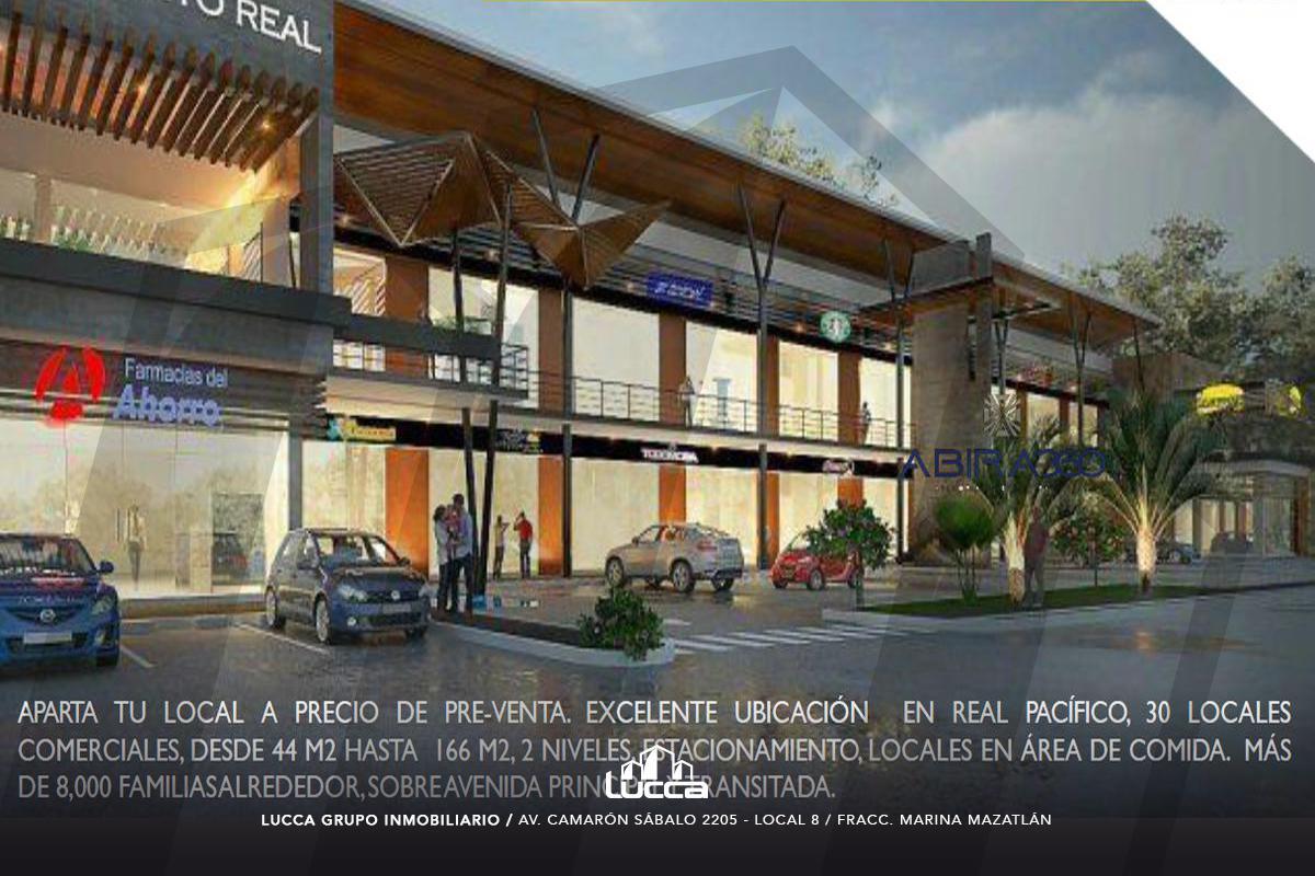 Foto Local en Venta en  Fraccionamiento Real Pacífico,  Mazatlán  LOCAL PUNTO REAL