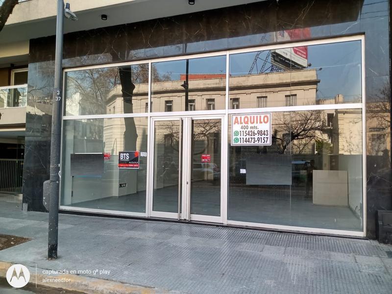 Foto Depósito en Venta en  Recoleta ,  Capital Federal  Avenida Cordoba al 3700