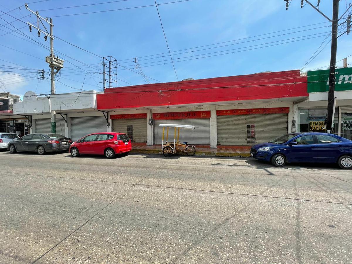 Foto Local en Renta en  Tampico ,  Tamaulipas  AMPLIO LOCAL COMERCIAL EN ZONA CENTRO DE MADERO, AV. PRIMERO DE MAYO