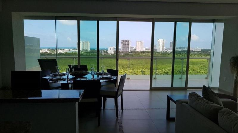 Foto Departamento en Venta en  Cancún Centro,  Cancún  Venta Departamento en Cancun Towers