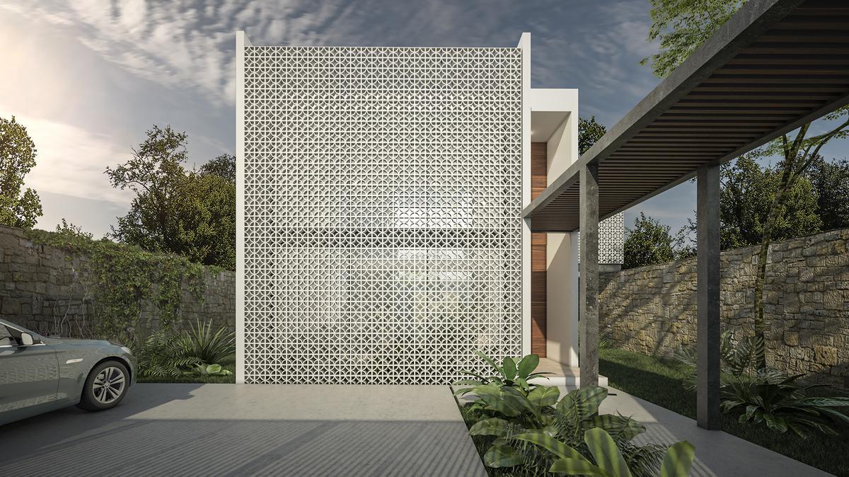 Foto Casa en Venta en  Pueblo Dzitya,  Mérida  Casa Patio en Bellavista,Dzitya.