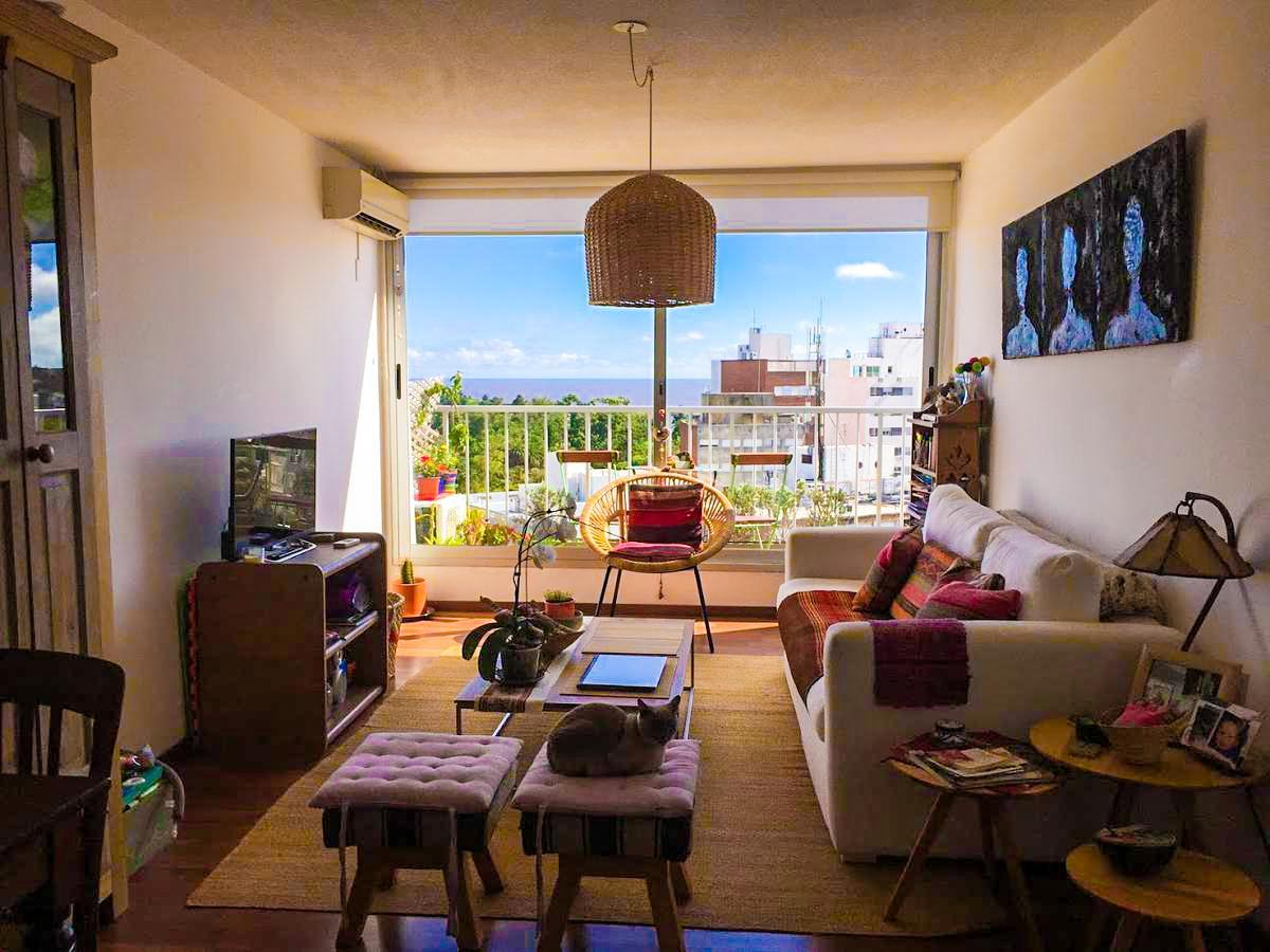 Foto Apartamento en Venta en  Parque Rodó ,  Montevideo  Muy lindo apartamento