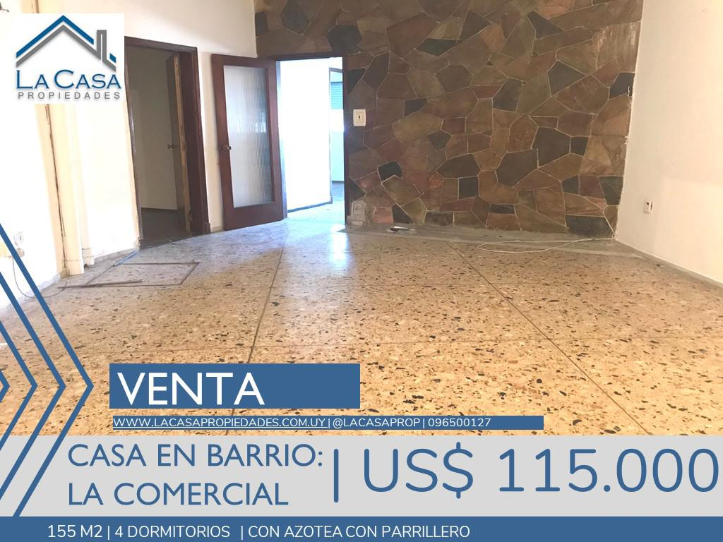Foto Casa en Venta en  Aguada ,  Montevideo  Martin Garcia al 1200