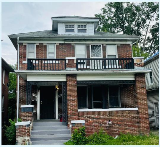 Foto Casa en Venta en  Detroit ,  Michigan  2549 Highland, Detroit MI 48206 WC