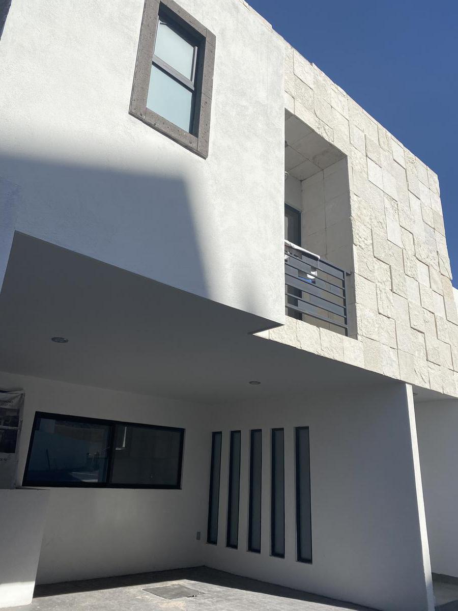 Foto Casa en Venta en  El Aguaje,  San Luis Potosí  Fraccionamiento campo azul