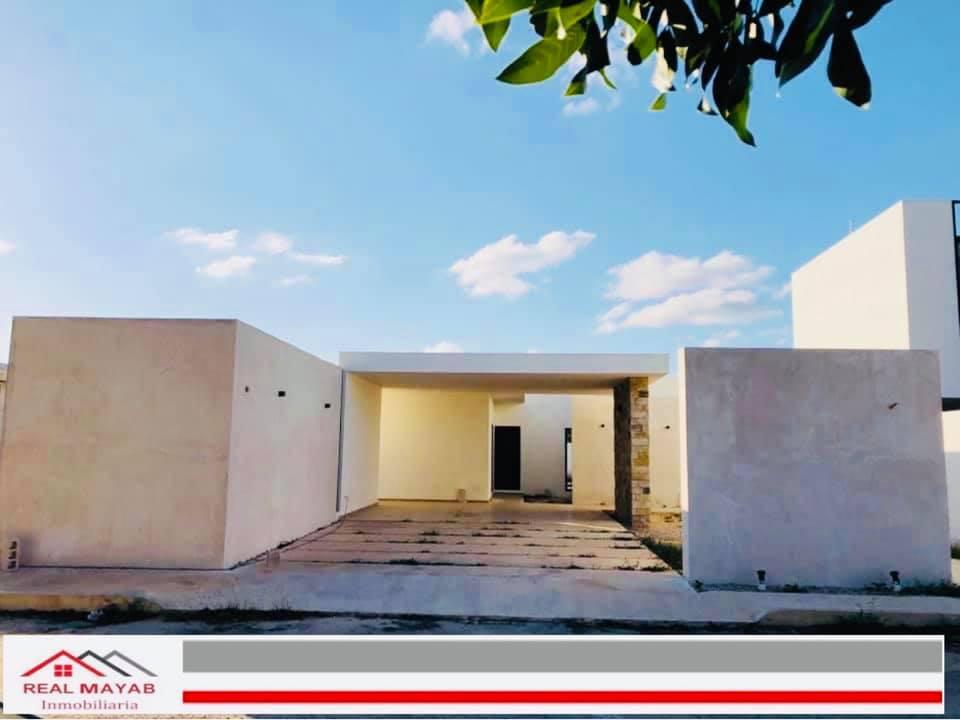 Foto Casa en Venta en  Mérida ,  Yucatán  Fracc. Campestre Viladiu